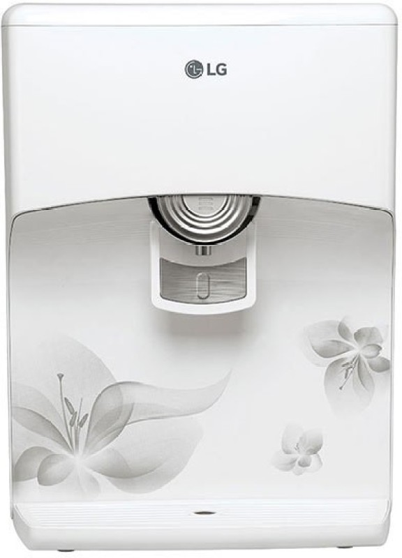 LG WW1120EP 8 L RO + UV +UF Water Purifier(White)