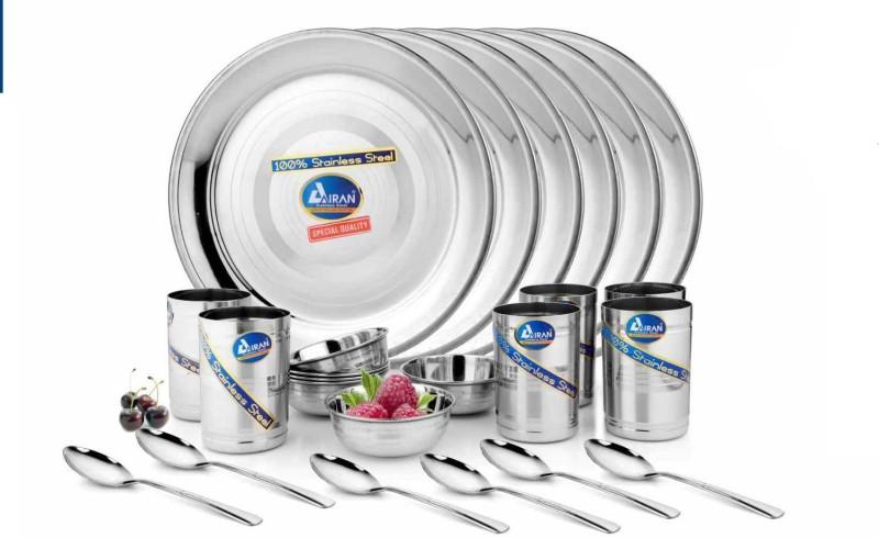 airan BUFFET SET AIRAN Dinner Set(Steel)