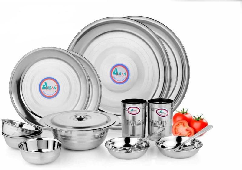 airan SYMPHONY SET Dinner Set(Steel)