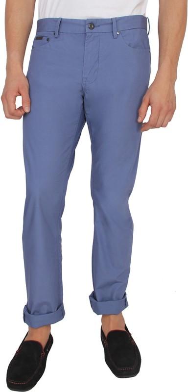 Calvin Klein Slim Men Blue Jeans