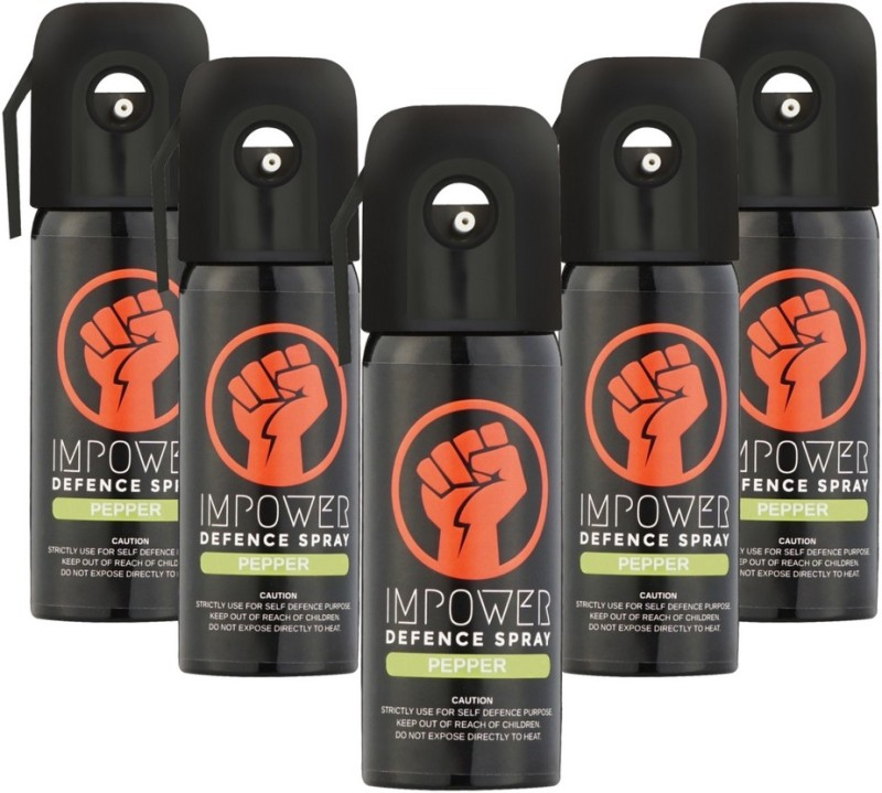 IMPOWER Self Defence Pepper Stream Spray