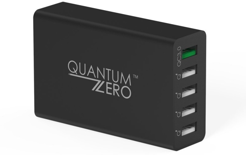 QuantumZERO QZ-WC15 Mobile Charger(Black)