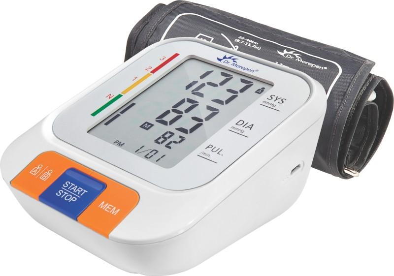 Flipkart - Just ₹799 Dr. Morepen BP-15 BPOne Bp Monitor