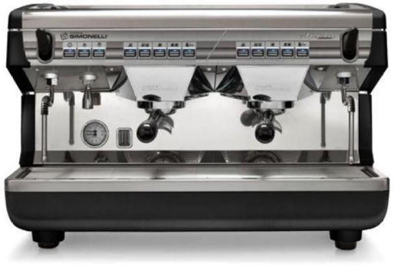 NUOVA SIMONELLI APPIA II 25 Cups Coffee Maker(SILVER BLACK)