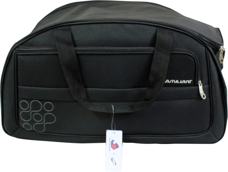 American Tourister Kamiliant GAHO 57 Black Travel Duffel Bag(Black)