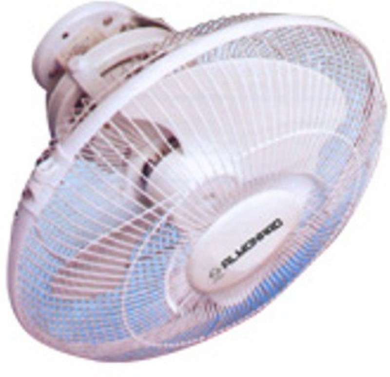 ALMONARD 12inch cabin fan 310mm hispeed 3 Blade Wall Fan(white)
