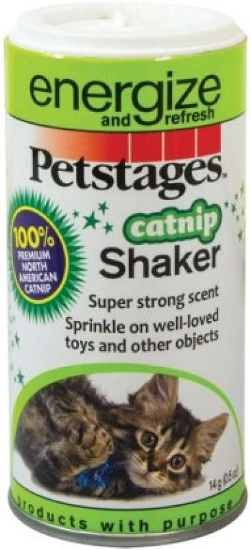 outward Hound Petstages Catnip Pet Shaker Wooden Stick For Cat
