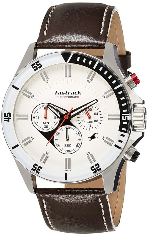 Fastrack NJ3072SL01 Watch For Men