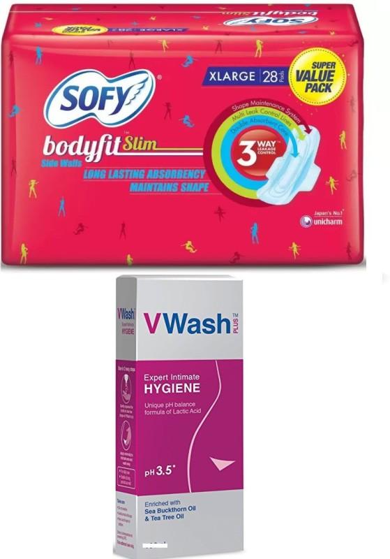 Himalaya bodyfit slim, v wash(Set of 2)