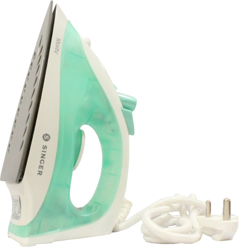 Singer Maizy Steam Iron (SSI 120 MBI)-1200W Steam Iron(Green and White)