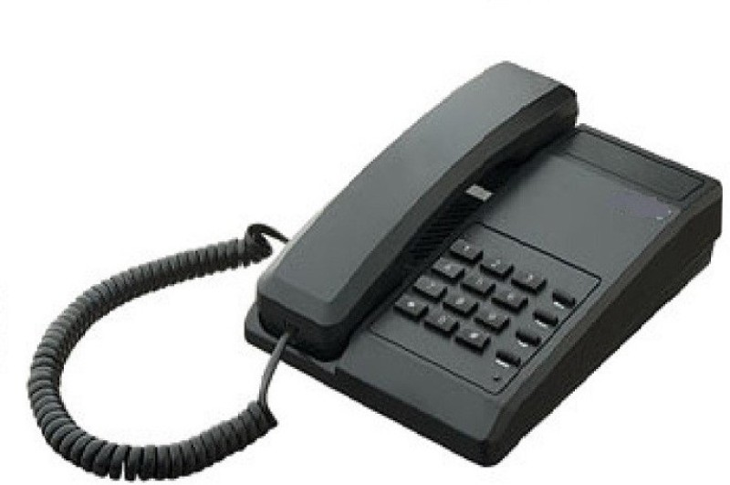 Magic B11 Beetel Corded Landline Phone(Black)