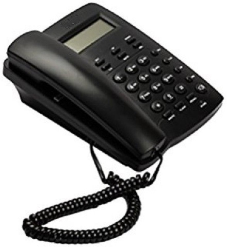 Magic M53N Beetel Corded Landline Phone(Black)