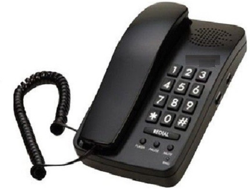 Magic B15 Beetel Corded Landline Phone(Black)