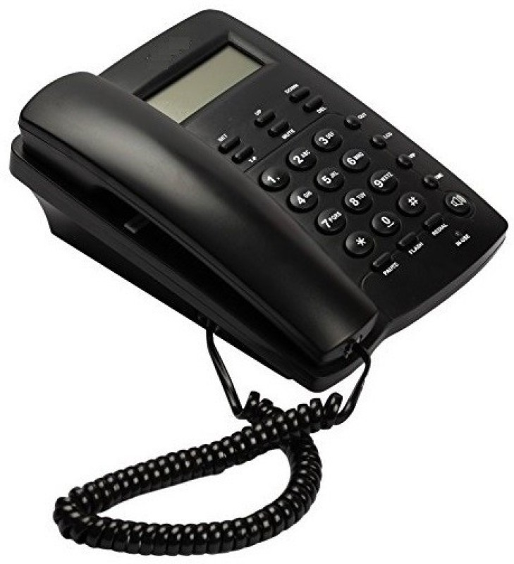 Magic M56 Beetel Corded Landline Phone(Black)