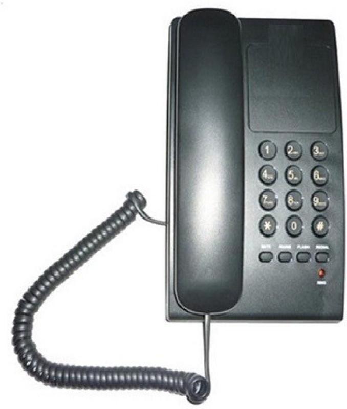 Magic B17 Beetel Corded Landline Phone(Black)