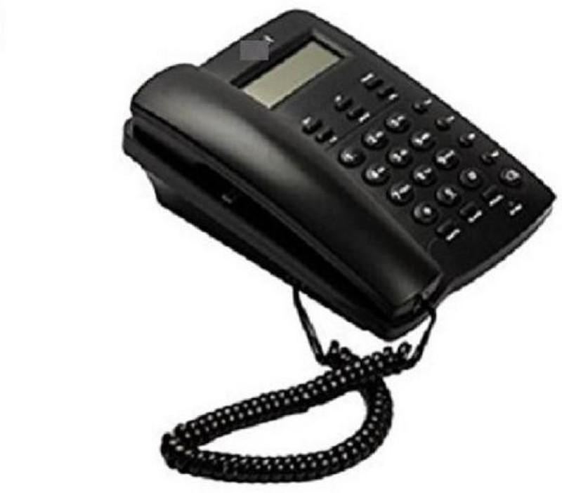 Magic M18 Beetel Corded Landline Phone(Black)
