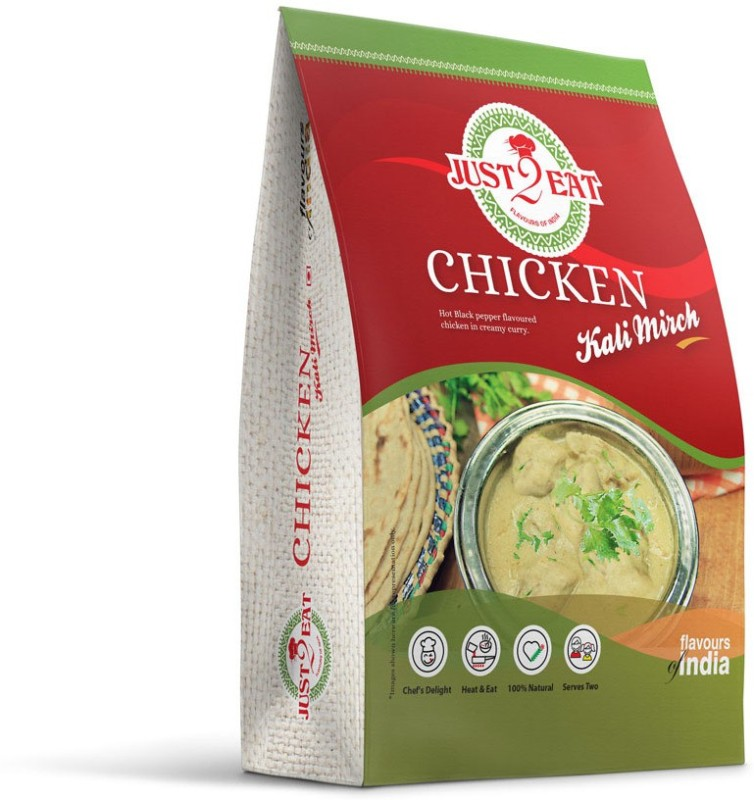 Just 2 Eat Chicken Kali Mirch 280 g