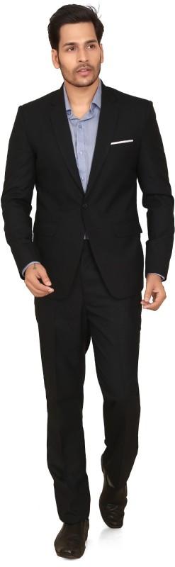 Nu Abc Blazer Suits Self Design Men's Suit