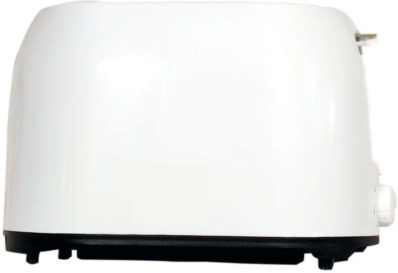 Pe Megastar MS 07 650 W Pop Up Toaster(White)
