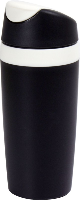 Tupperware Thermos 360 ml Flask(Pack of 1, Black, White)
