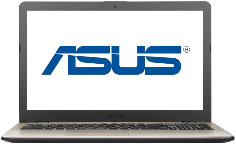 Asus Vivobook Core i5 7th Gen - (8 GB/1 TB HDD/DOS/2 GB Graphics) R542UQ-DM164 Laptop(15.6 inch, Matte Gold, 1.8 kg) image