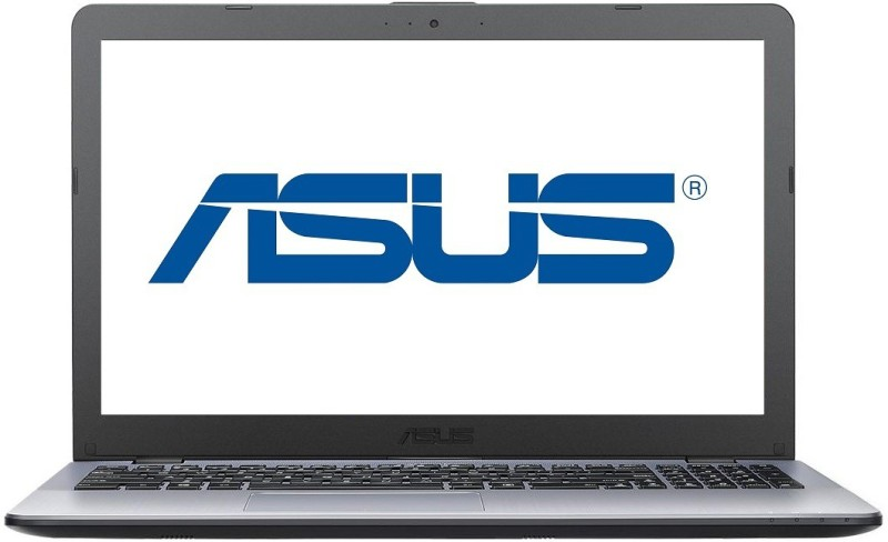 Asus Vivobook Series Core i5 7th Gen - (8 GB/1 TB HDD/DOS/2 GB Graphics) R542UQ-DM153 Laptop(15.6 inch, Dark Grey, 1.8 kg)