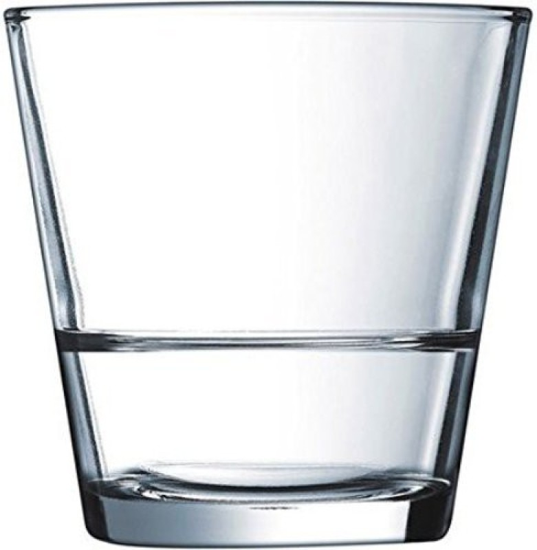 Arcoroc H5647A Glass Set(210 ml, Clear, Pack of 6)
