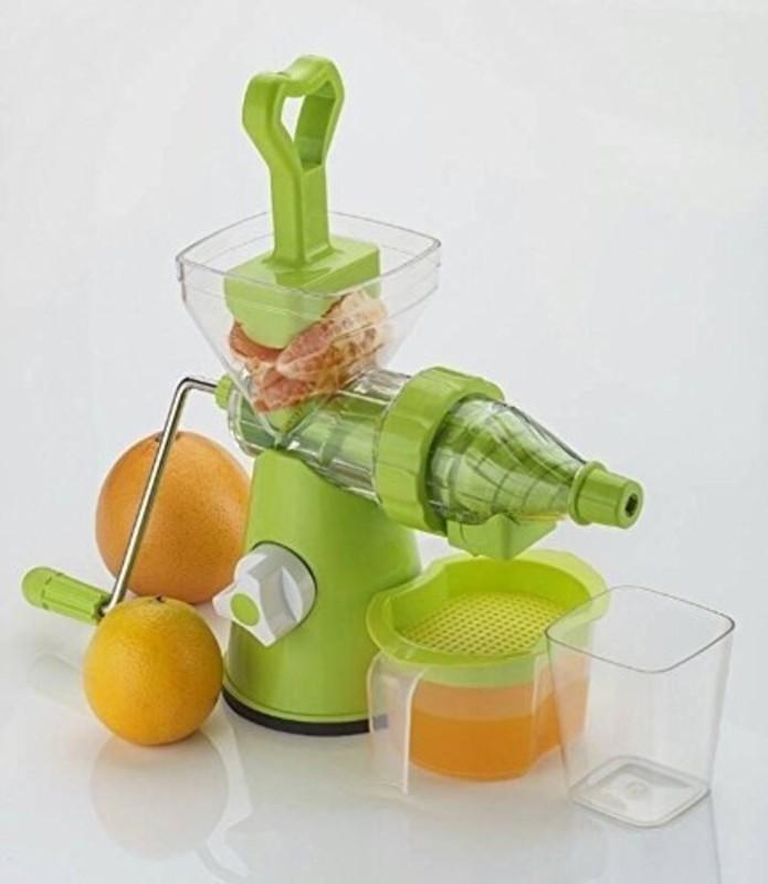 Sajani Plastic Hand Juicer(Green Pack of 1)
