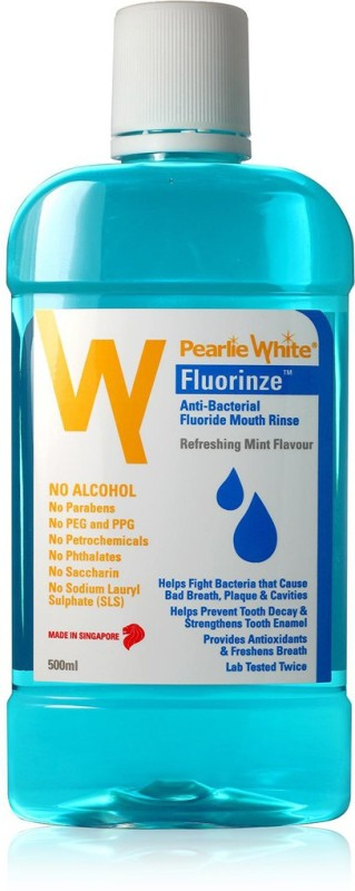 pearlie white PWP0013PWPOCE - Mint(500 ml)