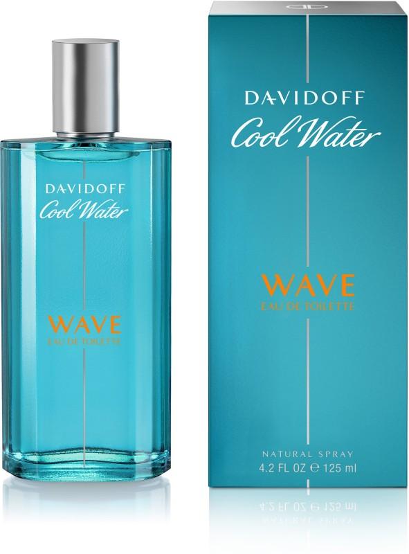Davidoff Cool Water Wave 2017 Eau de Toilette - 125 ml(For Men)