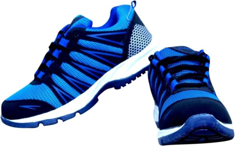 The Scarpa Shoes Mark Black Running Shoes For Men(Black)