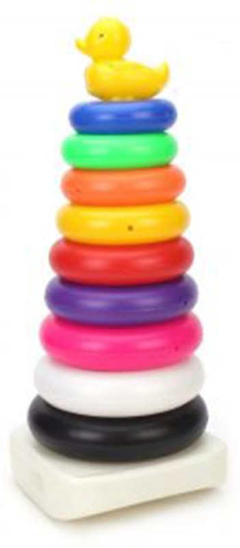 Ratnas DUCK STACK. RING JUMBO (9 RING)(Multicolor)