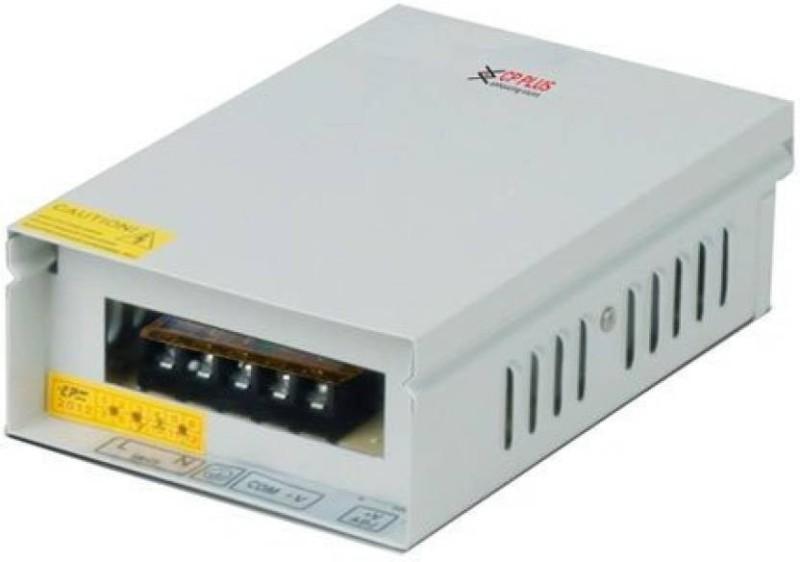 Cp Plus DPS-MD100-12D Worldwide Adaptor(White)