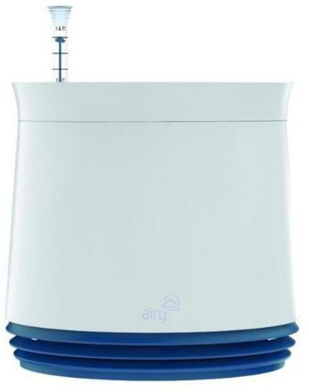 The Tree Company AIRY Natural Air Purifier White Blue Portable Room Air Purifier(White)