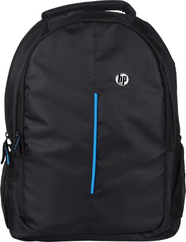 HP JDBAG00007 15.6 L Laptop Backpack(Black)