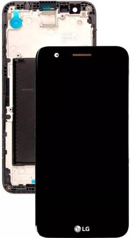 Cell Tech L.G K10 2017 (Black) IPS LCD(D-128)