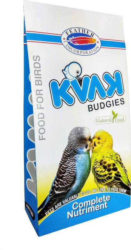 KVAK Budgerigar Dry Bird Food
