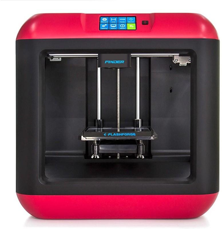 think3D Flashforge Finder Multi-function Printer(Red, Balck)