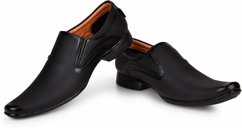 Essence Slip On For Men(Black)