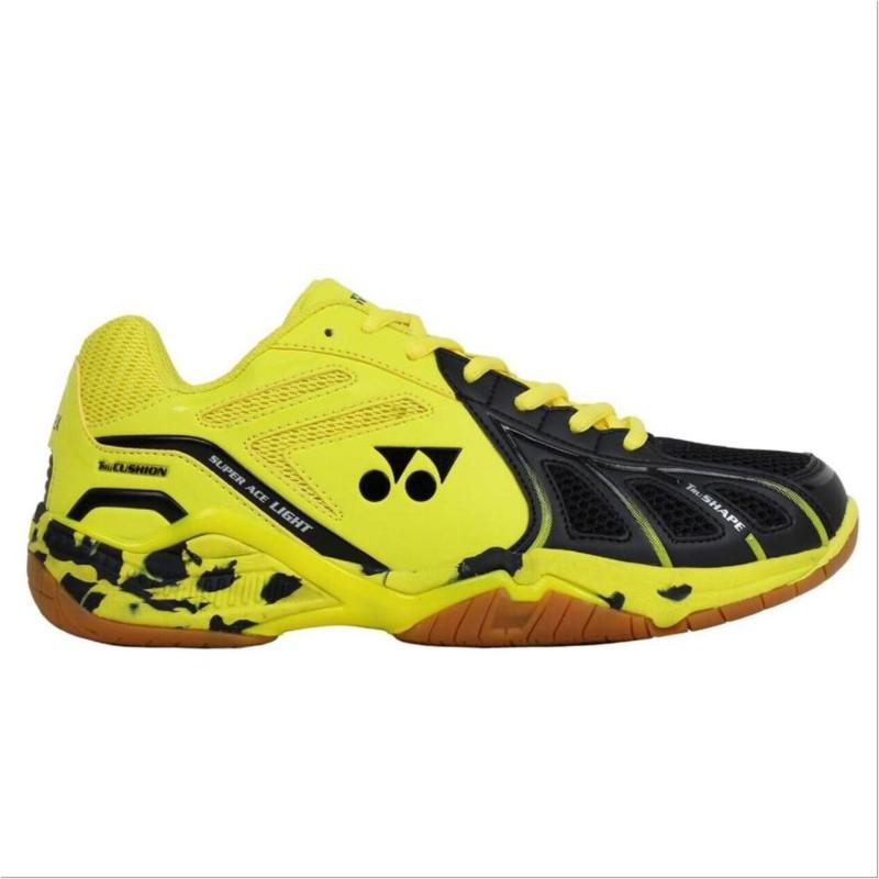 Yonex Yonex Super ACE Light Badminton Shoes Badminton Shoes For Men(Yellow, Black)