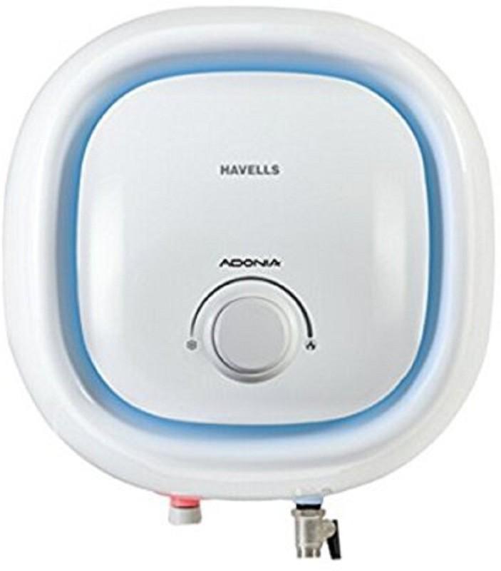 Havells 25 L Storage Water Geyser(White, Havells Adonia 25litre water heater(white))