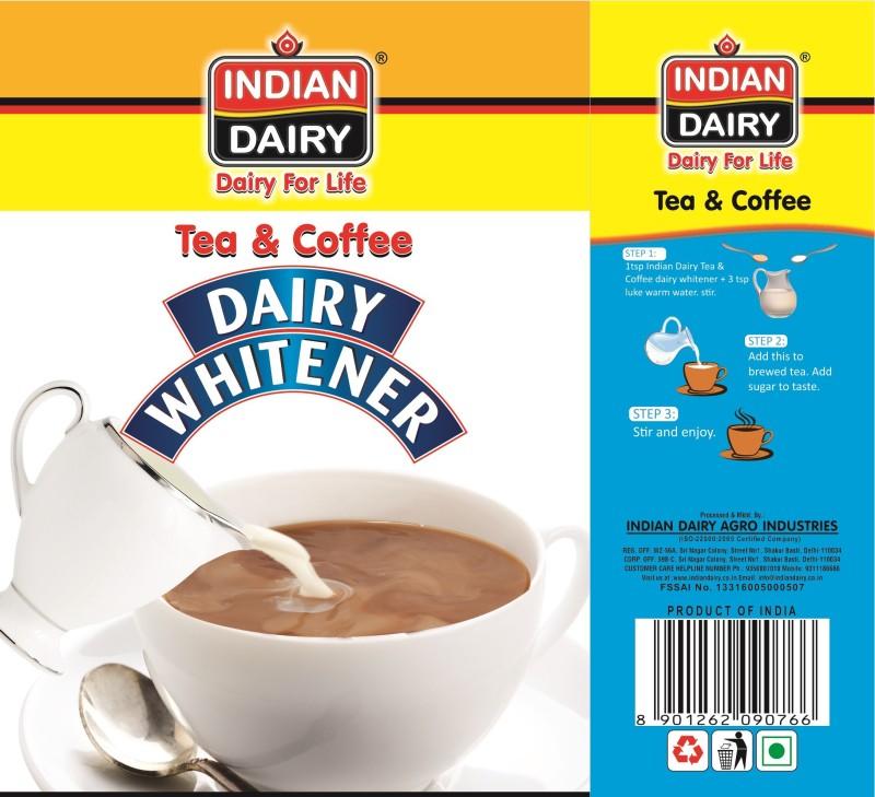 Indian Dairy DAIRY WHITENER Milk Powder(500 g)