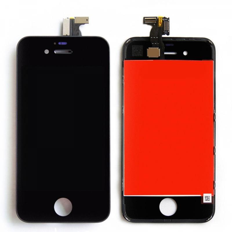 SIRIUS Apple iPhone 4s (Black) IPS LCD(iPhn-4s)