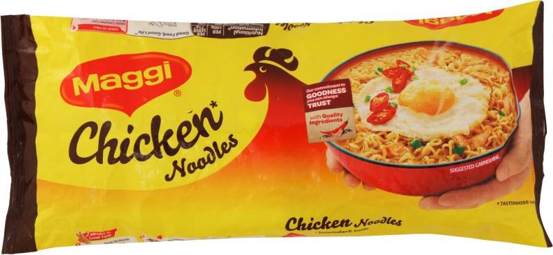 Maggi Chicken Instant Noodles 284 g(Non-vegetarian)