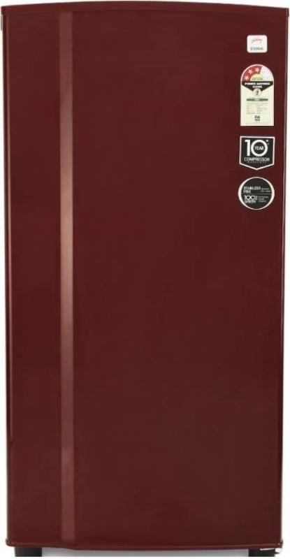 Godrej 196 L Direct Cool Single Door Refrigerator(Wine Red, R...