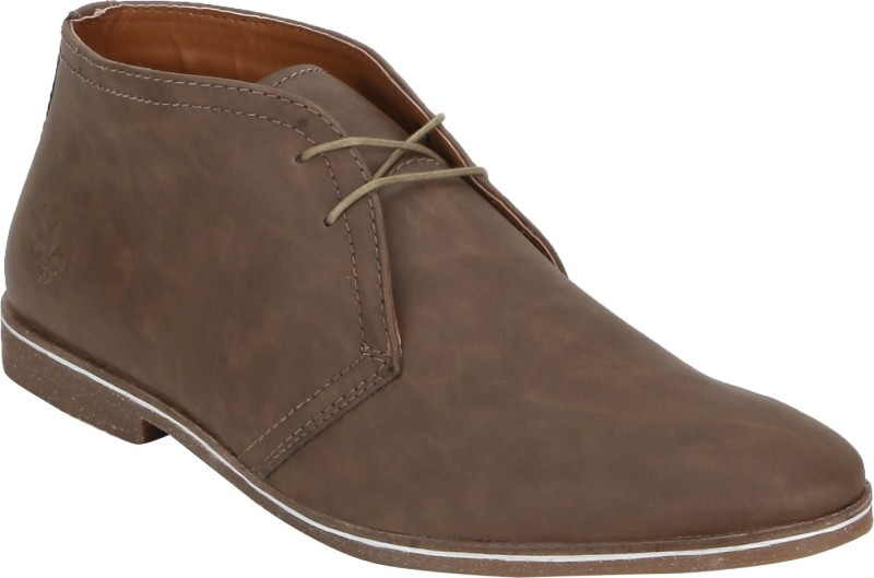 Bond Street By Red Tape Men Boots For Men(Brown)