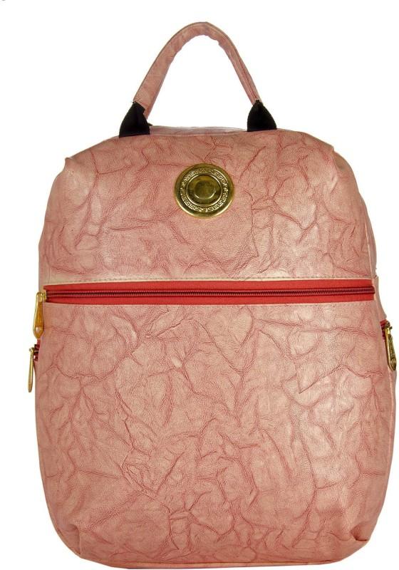 JG Shoppe JGCasualsBC03 9 L Backpack(Beige)
