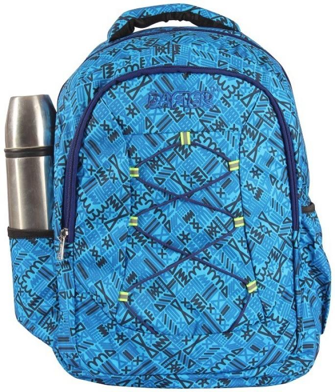 dafter Blue Laptop Backpack 1.5 L Backpack(Blue)