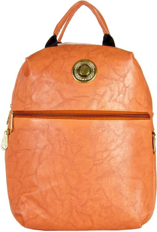 JG Shoppe JGCasualsBC01 9 L Backpack(Orange)