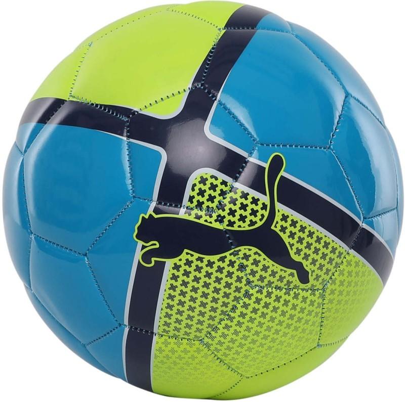 Puma evo SALA AW17 ball Football - Size: 3(Pack of 1, Yellow)
